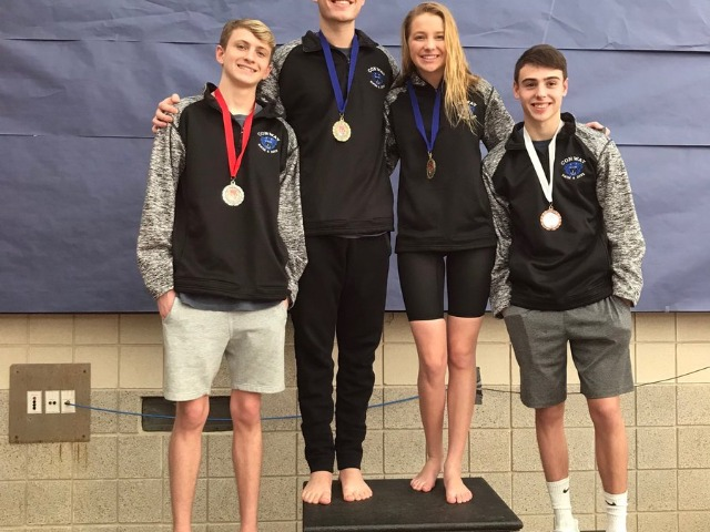 All Conference Divers