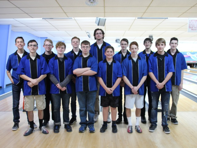 Wampus Cat Bowling Team