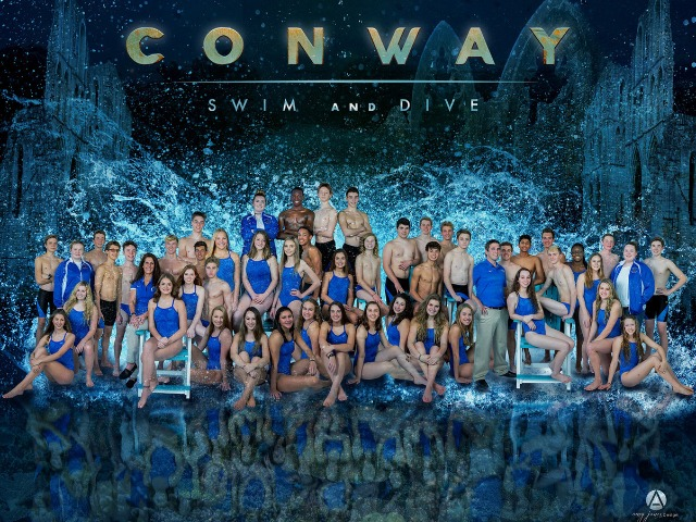 2019 Swim/Dive Team
