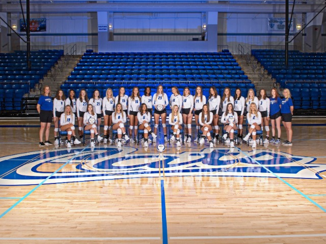 2018 Volleyball Team