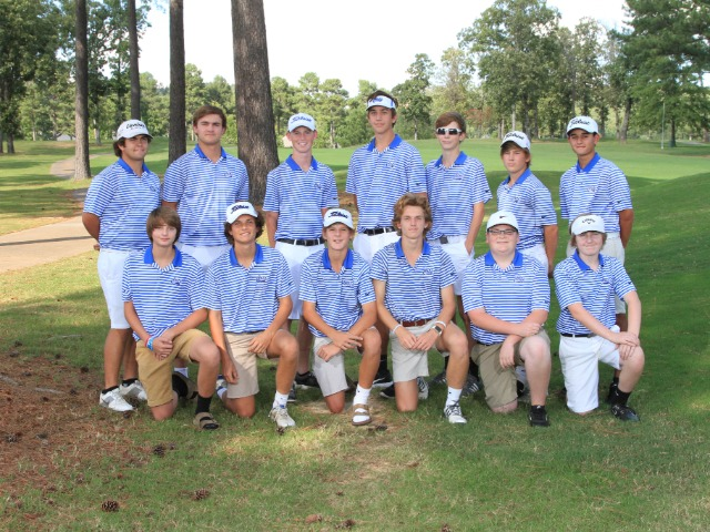 2018-19 Boys Golf Team