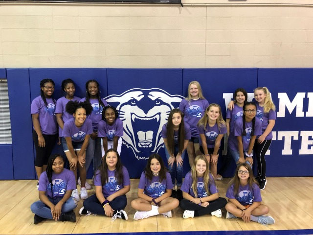 2019 Courtway Volleyball Team