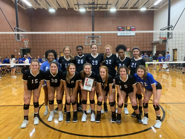 Russellville Champs 2019