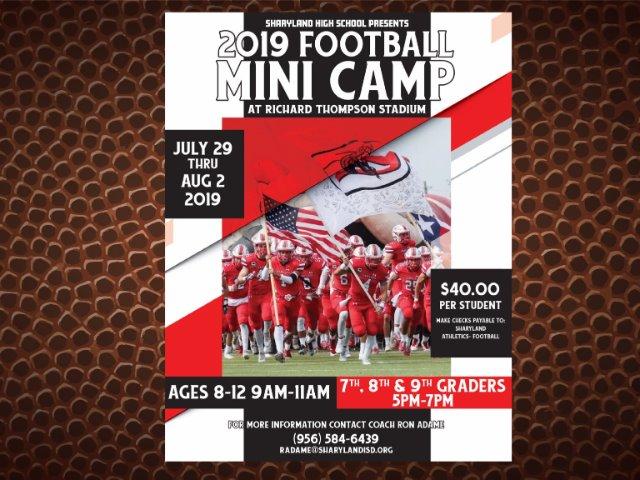 Rattler Football Camp