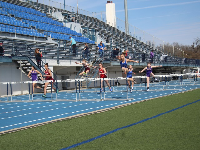 Girls Varsity Track and Field Gallery Images