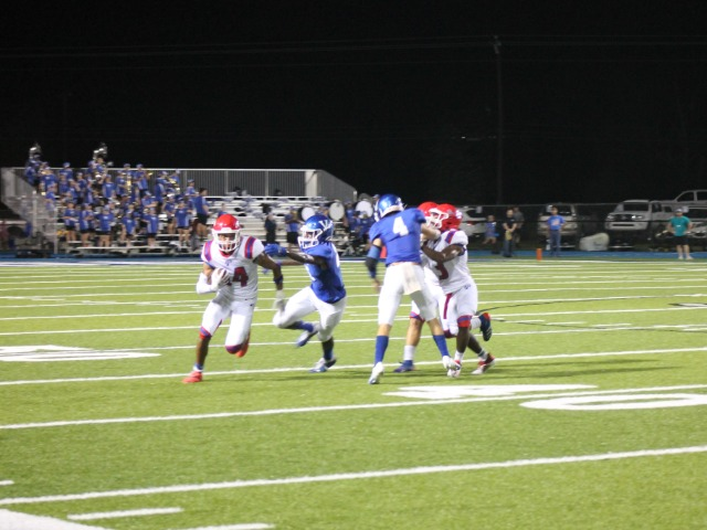 Panthers vs. Vancleave