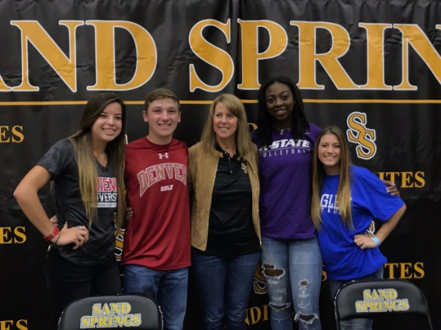 Fall 2017 LOI Signees