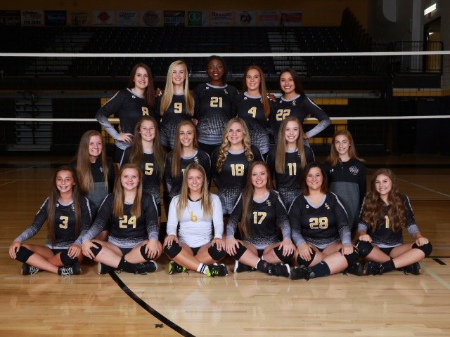 Girls Varsity Volleyball gallery