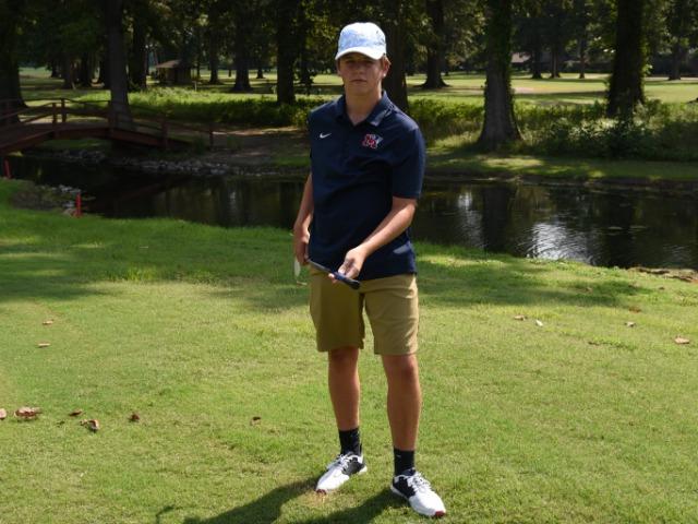 2021 Marion golf teams