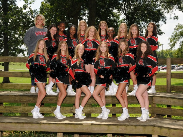 Coed Junior High Cheer Gallery Images