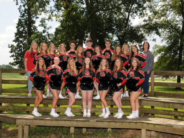 Coed Varsity Cheer Gallery Images