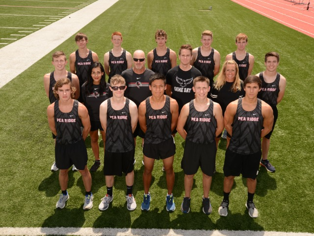 Cross Country-Varsity Boys