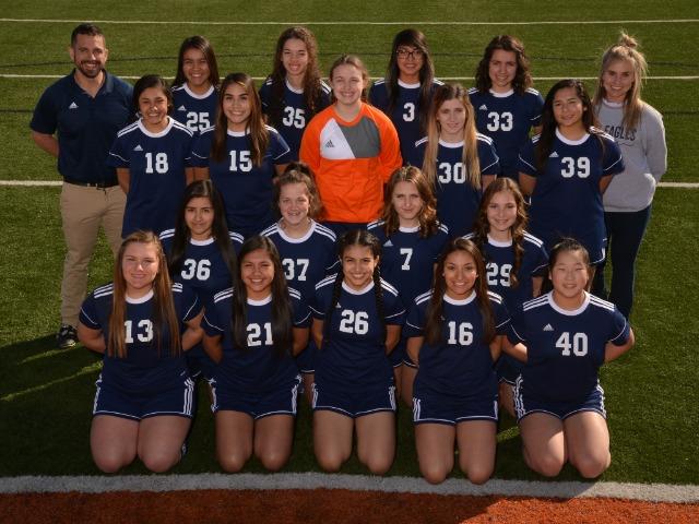 Girls JV Soccer Gallery Images