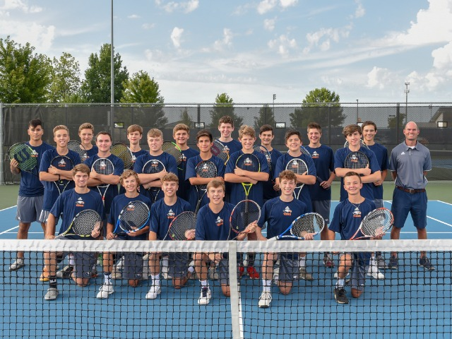 Boys Varsity Tennis Gallery Images