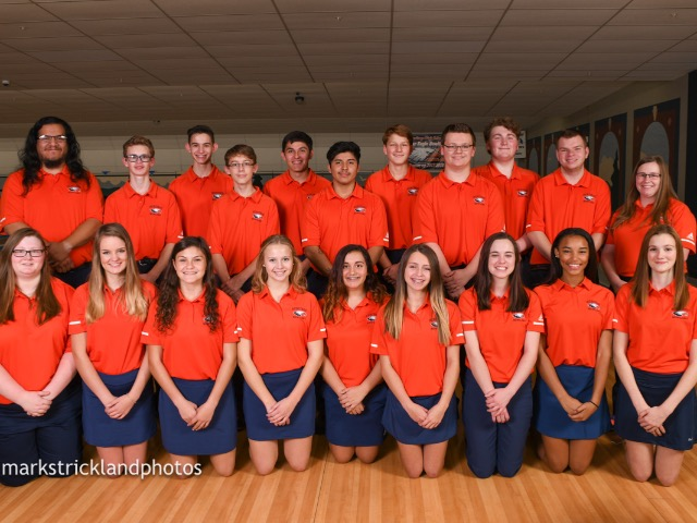 Coed Varsity Bowling Gallery Images