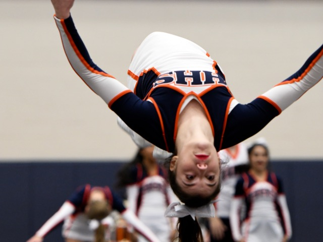 Girls Varsity Cheerleading Gallery Images