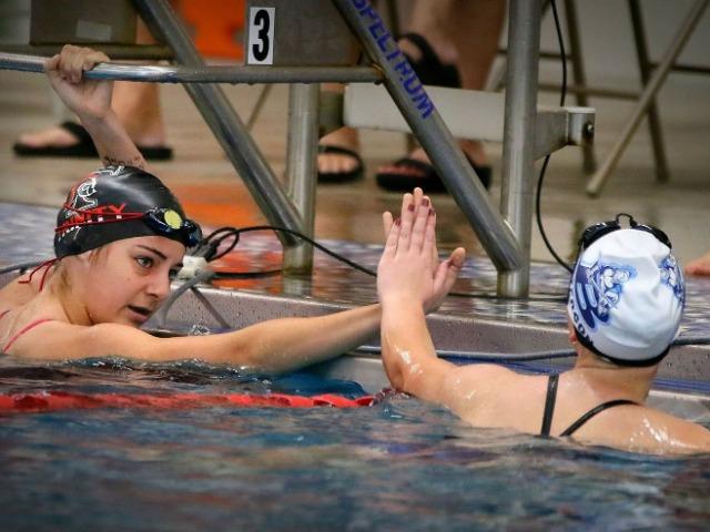Trojan Swimming 2017-2018