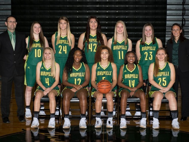 Varsity Basketball 17-18