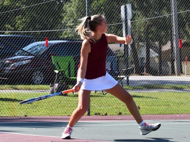 Tennis 9.24.2020 (Photos by Kayleigh Smith)