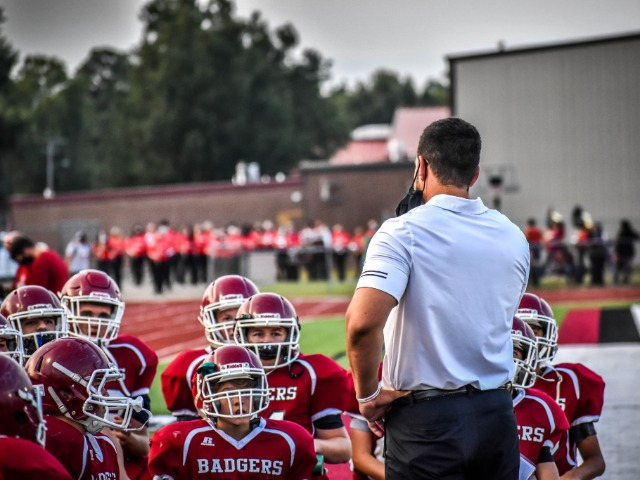 8th Grade Football vs. Wynne 9.17.20 (Photos by Kayleigh Smith)