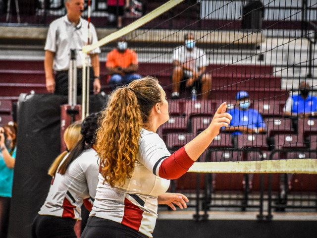 Varsity Volleyball vs. Parkview - Senior Night  9.15.2020 (Photos by Kayleigh Smith)