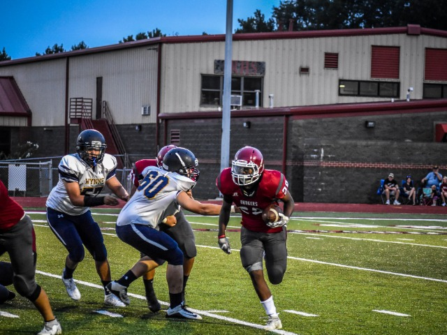 Junior High Football vs. Wynne 9.17.20 (Photos by Kayleigh Smith)