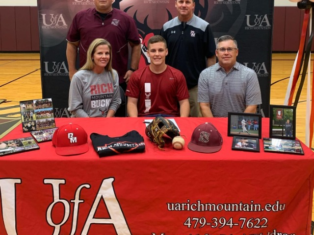 2019-20 Baseball Athletic Signings