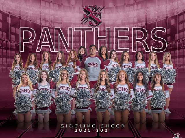 2020-21 Sideline Cheer