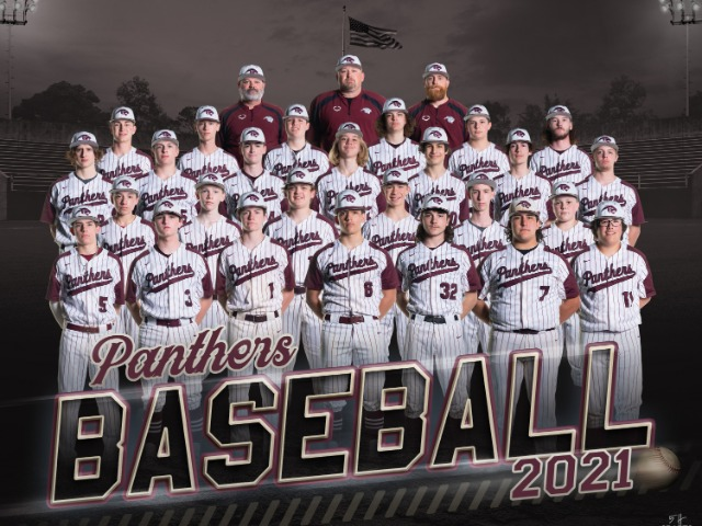 2021 Panther Baseball