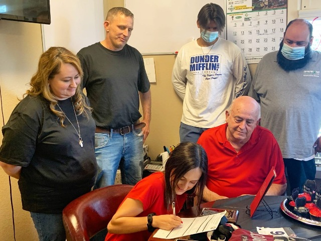 2019-20 Track Athletic Signings