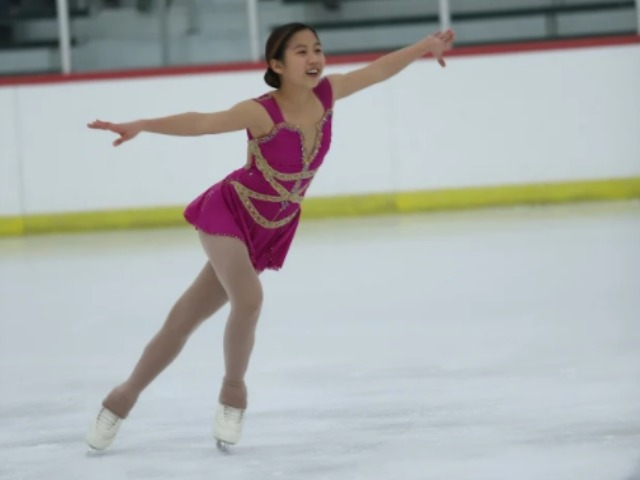 Coed Varsity Figure Skating Gallery Images