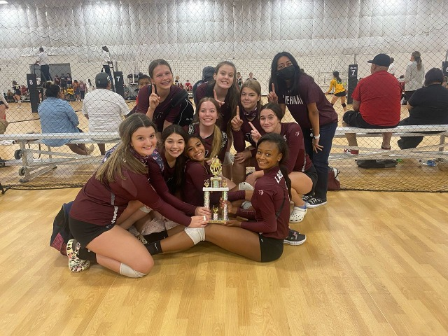 Girls Freshman Volleyball gallery
