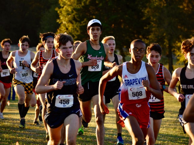 Lovejoy XC Meet