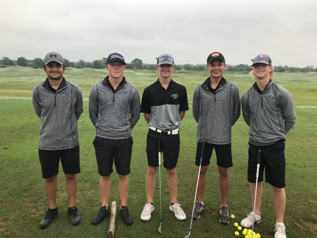 Boys M I Golf gallery