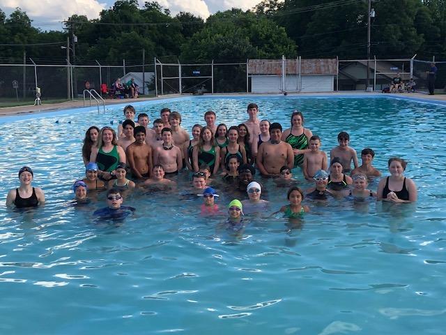 2019 Swim Camp