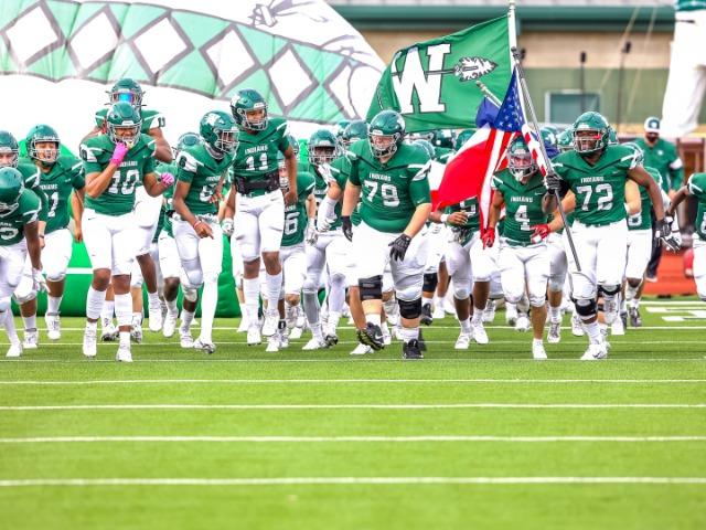 Waxahachie vs Waco  Photos by Sherry Milliken