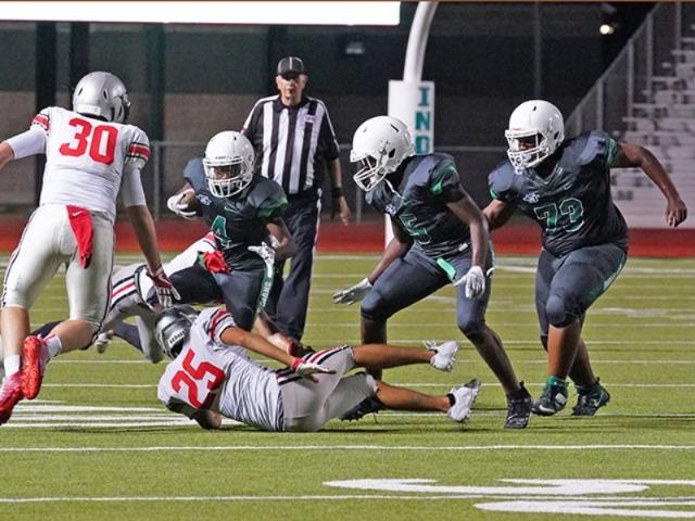 JV Green vs Marcus