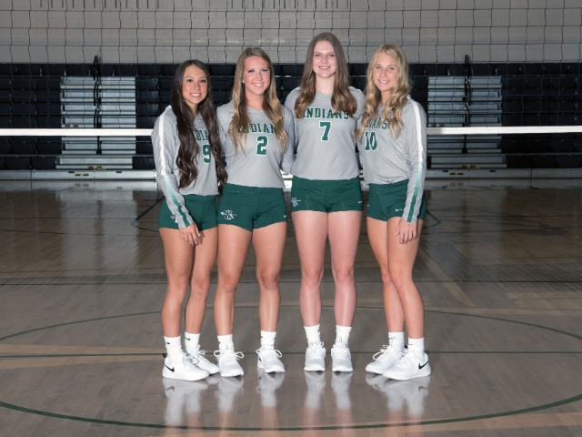 Varsity Lady NDNS and Captains
