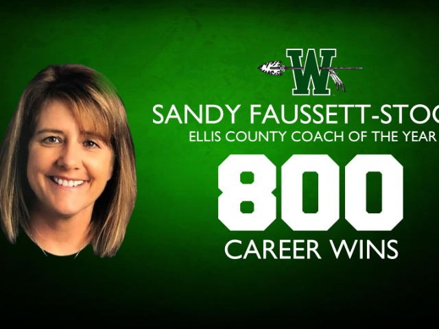 Coach Faussett 800 Career Wins