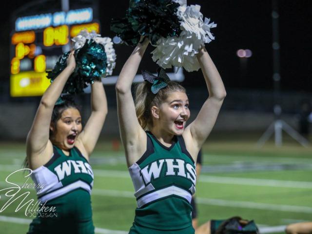 Waxahachie vs Mansfield Photos by Sherry Milliken