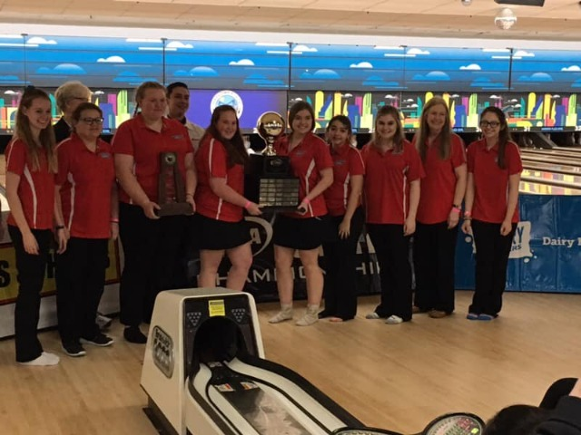 Girls Varsity Bowling Gallery Images
