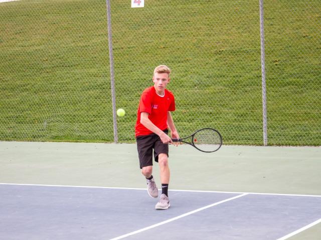 Boys Varsity Tennis Gallery Images