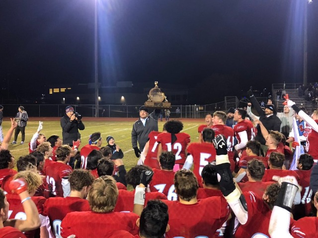 Boys Varsity Football Gallery Images