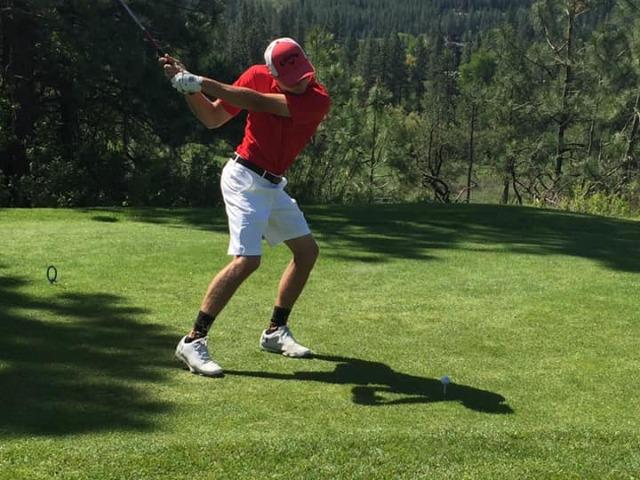 Boys Varsity Golf Gallery Images