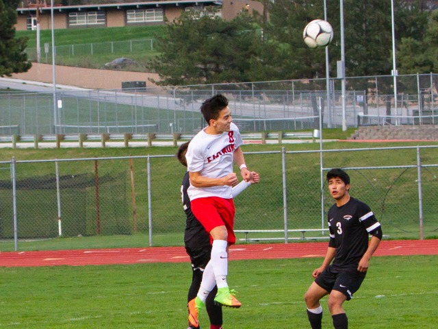 Boys Varsity Soccer Gallery Images