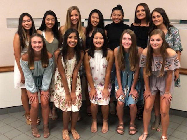 2018-2019 Girls Golf