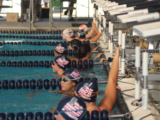 Coed Varsity Swimming and Diving gallery
