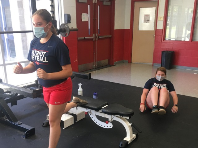 FCA Popsicle Blast  + Workouts