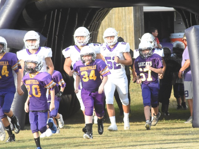 Purple-Gold Scrimmage v Youth League