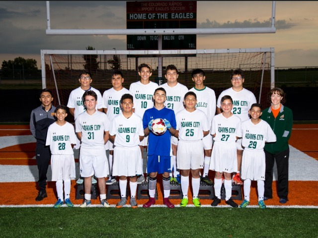 Boys Freshman Soccer Gallery Images